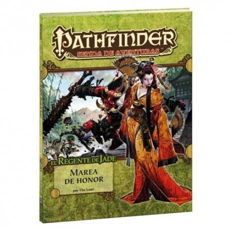 Pathfinder - El Regente de Jade 5: Marea de Honor