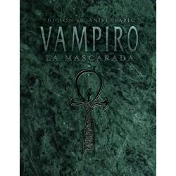 Vampiro la Mascarada 20º Aniversario (Spanish)
