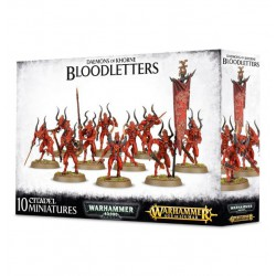 Daemons of Khorne Bloodletters (10)