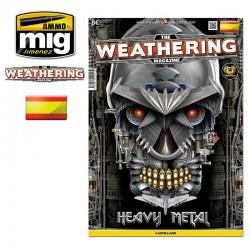 The Weathering Magazine 14: Heavy Metal (Spanish)