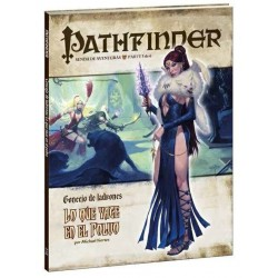Pathfinder - Concejo de Ladrones 3: Lo que Yace en el Polvo (Spanish)