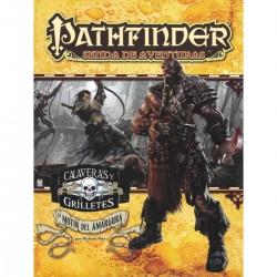 Pathfinder - Calaveras y Grilletes 1: El Motín de la Amargura (Spanish)