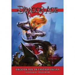 Dragon Age: Caja Intermedia (Set 2) (Spanish)
