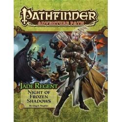 Pathfinder - El Regente de Jade 2: la Noche de las Sombras Heladas (Spanish)