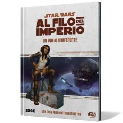 Star Wars: Al Filo del Imperio: Un Vuelo Indiferente (Spanish)