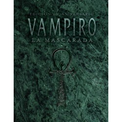 Vampiro: La Mascarada (Ed. de Bolsillo 20 Aniversario) (Spanish)