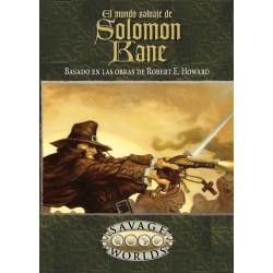 El Mundo Salvaje de Solomon Kane (Spanish)