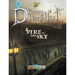 Through The Breach - Fire in the Sky Penny Dreadfull