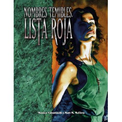 Nombres Temibles, Lista Roja (Spanish)