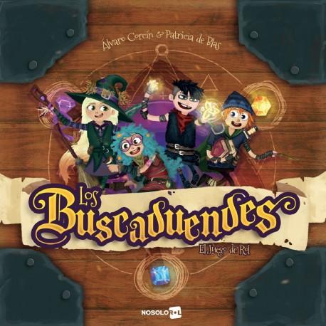 Los Buscaduendes: El Juego de Rol (Spanish)