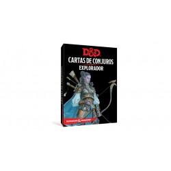 Explorador - Cartas de Conjuro (Spanish)