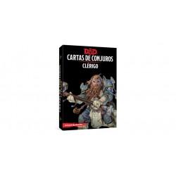 Clérigo - Cartas de Conjuro (Spanish)
