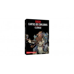 Clérigo - Cartas de Conjuro