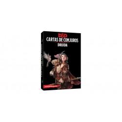 Druida - Cartas de Conjuro (Spanish)