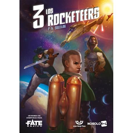 Los Tres Rocketeers (Spanish)