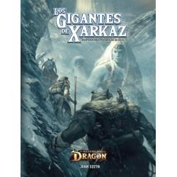 Los Gigantes de Xarkaz (El Resurgir del Dragón) (Spanish)