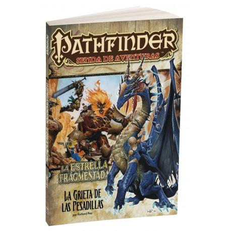 Pathfinder - La Estrella Fragmentada 5: La Grieta de las Pesadillas (Spanish)