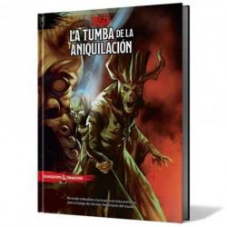Dungeons & Dragons: La Tumba de la Aniquilación (Spanish)