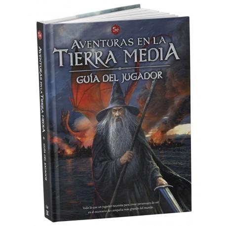 Aventuras en la Tierra Media: Guía del Jugador (Spanish)