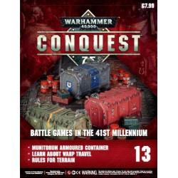 Warhammer 40000: Conquest - Fascículo 13