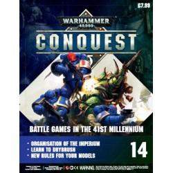 Warhammer 40000: Conquest - Fascículo 14