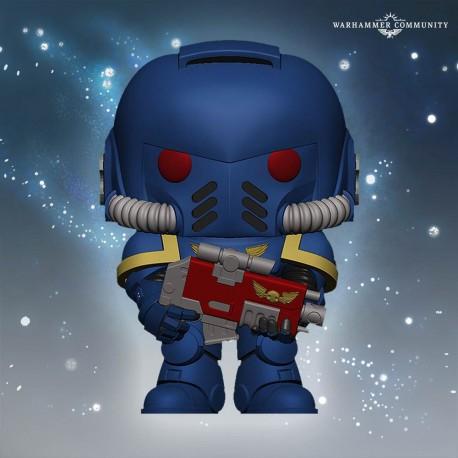 POP! Warhammer 40K Ultramarines Intercessor