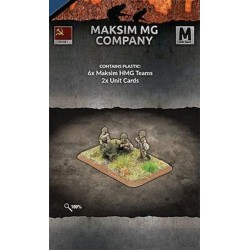 Maksim MG Company (6 teams) Plastic