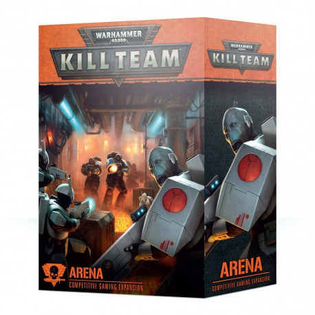 Warhammer 40000: Kill Team Arena (Castellano)