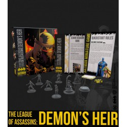 The League of Assassins: Demon's Heir