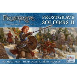 Frostgrave Soldiers II (20)