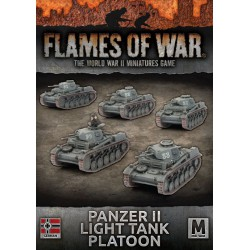Panzer II Platoon (5)