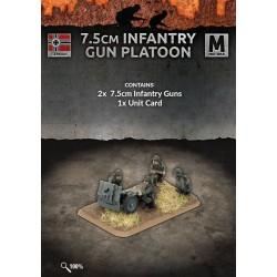 7.5cm Infantry Gun Platoon (2)