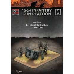 15cm Infantry Gun Platoon (2)