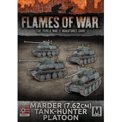Marder (7.62cm) Tank Hunter Platoon (4)