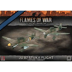 Ju 87 Stuka Flight (2)