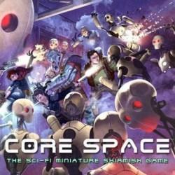 Core Space: The Sci-fi Miniatures Game Core Set (Inglés)