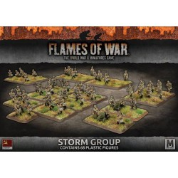 Storm Group (70 figs) Plastic