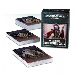 Datacards: Genestealer Cults (Inglés)