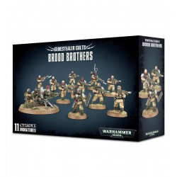Genestealer Cults Brood Brothers (11)