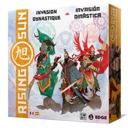 Rising Sun: Invasión Dinástica (Spanish)