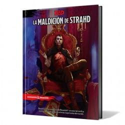 Dungeons & Dragons: La Maldición de Strahd (Spanish)