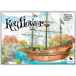 Keyflower 4ª Ed. (Spanish)
