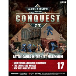 Warhammer 40000: Conquest - Fascículo 17