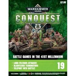 Warhammer 40000: Conquest - Fascículo 19