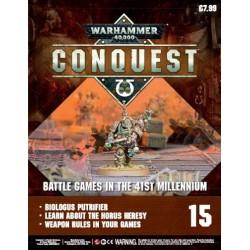 Warhammer 40000: Conquest - Fascículo 15