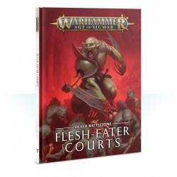 Battletome: Flesh-eater Courts (Spanish)