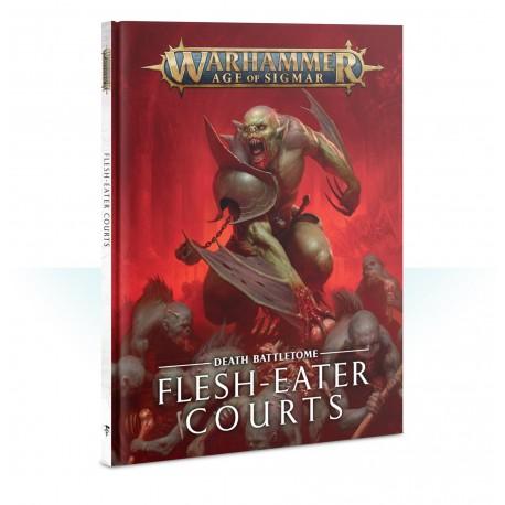 Battletome: Flesh-eater Courts (Inglés)