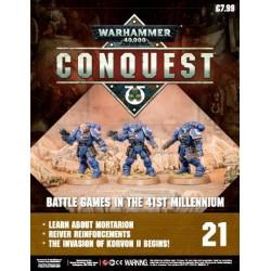 Warhammer 40000: Conquest - Fascículo 21