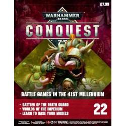Warhammer 40000: Conquest - Fascículo 22