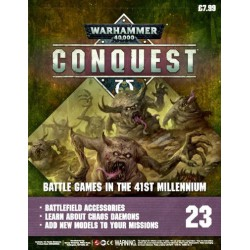 Warhammer 40000: Conquest - Fascículo 23